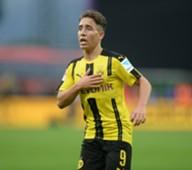 Emre Mor Borussia Dortmund 082016