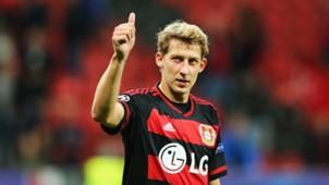 Stefan Kießling Bayer Leverkusen Bundesliga 09162015
