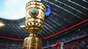 Trophy FC Bayern Munchen Werder Bremen DFB Pokal 19042016