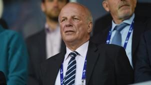 Greg Dyke FA-Präsident U21-Euro England Portugal 06182015