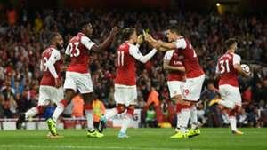 Arsenal Premier League 11082017
