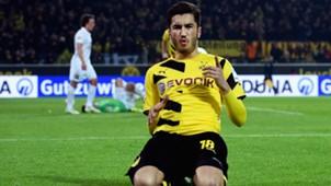Nuri Sahin Borussia Dortmund FSV Mainz Bundesliga  02132015