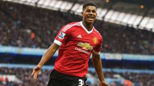 Marcus Rashford Manchester United Manchester City Premier League 03202016