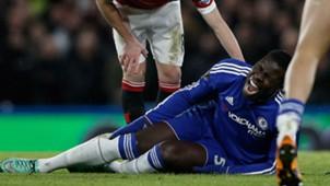 Kurt Zouma FC Chelsea Manchester United 02072016