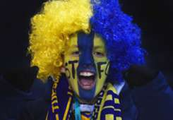 Shrewsbury Town Fan