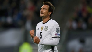 MATS HUMMELS GERMANY CZECH REPUBLIC WC QUALIFICATION 08102016