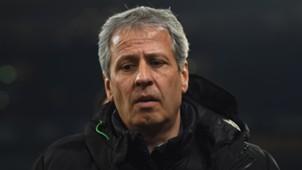 Lucien Favre Borussia Mönchengladbach Bundesliga 02062015