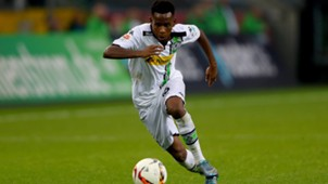 Ibrahima Traore Borussia Mönchengladbach Gladbach Bundesliga FC Ingolstadt 07 112015