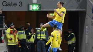 Zlatan Ibrahimovic Sweden EC Qualification 14112015