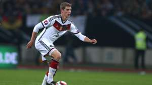 Lars Bender Germany Gibraltar EURO 2016 Quali 11.14.2014