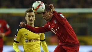 Marco Reus Philipp Lahm Borussia Dortmund FC Bayern Bundesliga 03052016