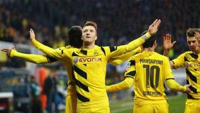 Marco Reus SC Paderborn Borussia Dortmund Bundesliga 22112014
