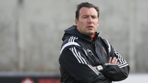 Marc Wilmots Belgien Training 05292015