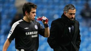 Joe Cole FC Chelsea Jose Mourinho 12282005