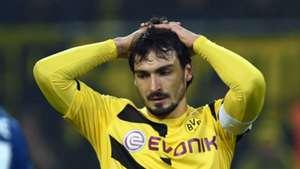 Mats Hummels Borussia Dortmund 12172014