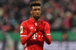 *GER ONLY / NO GALLERY* Kingsley Coman FC Bayern München