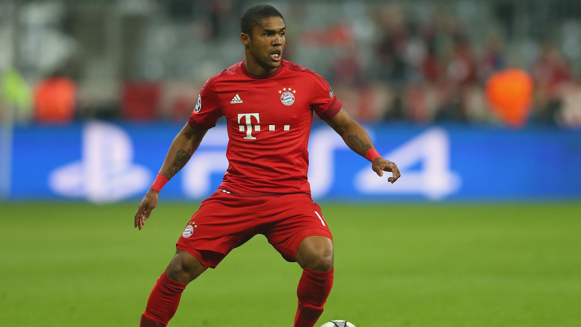 Douglas Costa FC Bayern 03052016