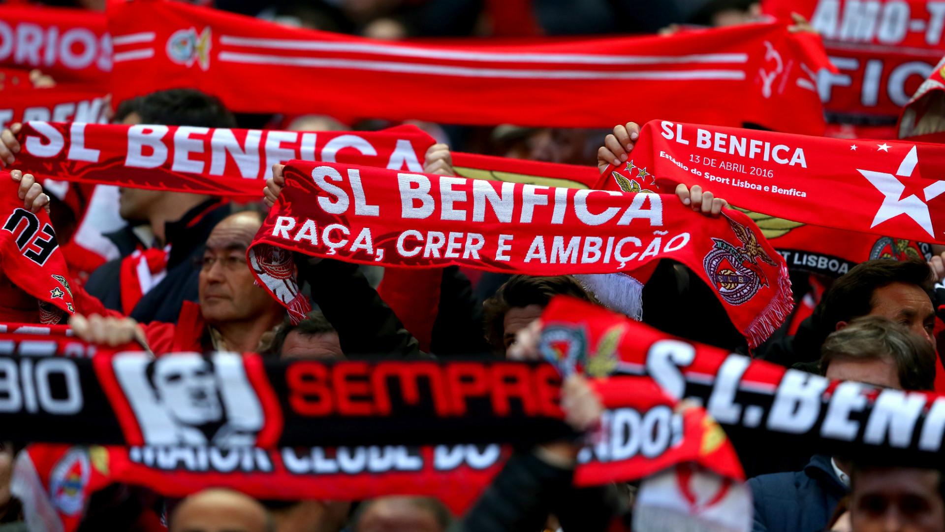 Benfica Fans 13042016