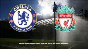 DAZN Chelsea Liverpool