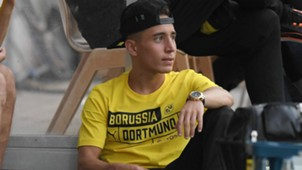 ONLY GERMANY Emre Mor Borussia Dortmund 11072017