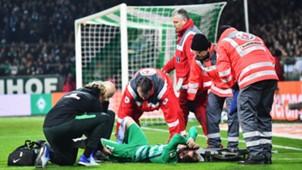 Izet Hajrovic Werder Bremen FC Ingolstadt Bundesliga 03122016