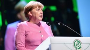 Angela Merkel DFB 03112016