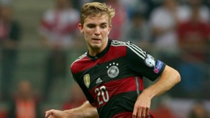 Christoph Kramer Germany Poland Euro 2016 Qualifiers