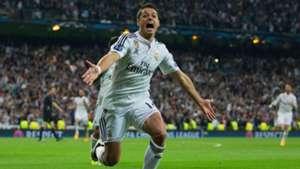 Javier Hernandez Real Madrid 22042015
