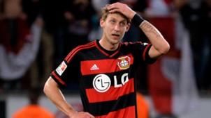 Stefan Kießling Bayer Leverkusen Bundesliga 11072015