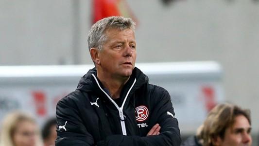 Peter Hermann Fortuna Düsseldorf Eintracht Braunschweig 2. Bundesliga 12.07.2015
