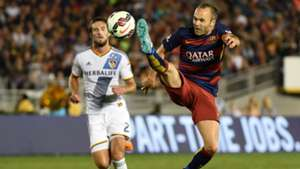 Andres Iniesta FC Barcelona Los Angeles Galaxy International Champions Cup 07212015