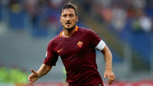 Francesco Totti AS Rom 11092016