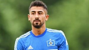 Kerem Demirbay Hamburger SV 07082016