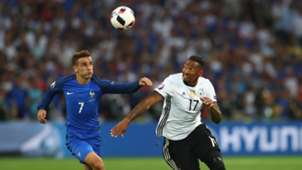 Antoine Griezmann Jerome Boateng Germany Deutschland Frankreich France EC EM 07072016