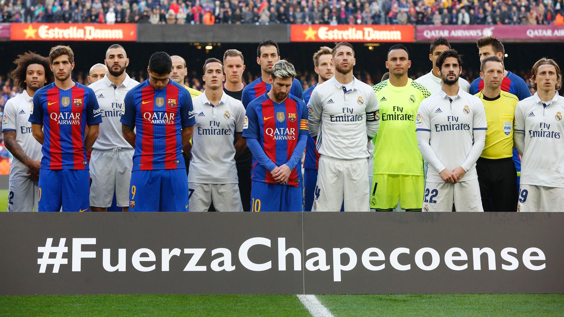 Barcelona Real Madrid Clasico 03122016