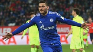 Sead Kolasinac FC Augsburg Schalke 04 Bundesliga 13122015