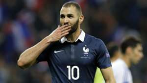 Karim Benzema France 10082015
