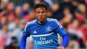 Nicolai Müller Hamburger SV 08072016