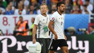 Sami Khedira Germany European Championship 02072016