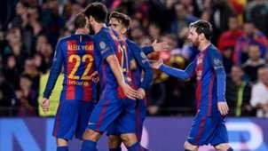 FC Barcelona Champions League 06122016
