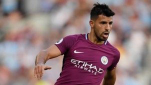 sergio aguero manchester city premier league 081217