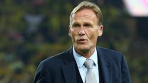 Hans-Joachim Watzke Borussia Dortmund BVB