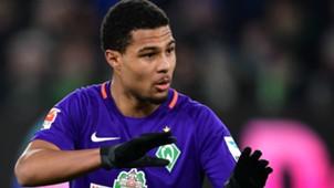 Serge Gnabry Werder Bremen 24022017