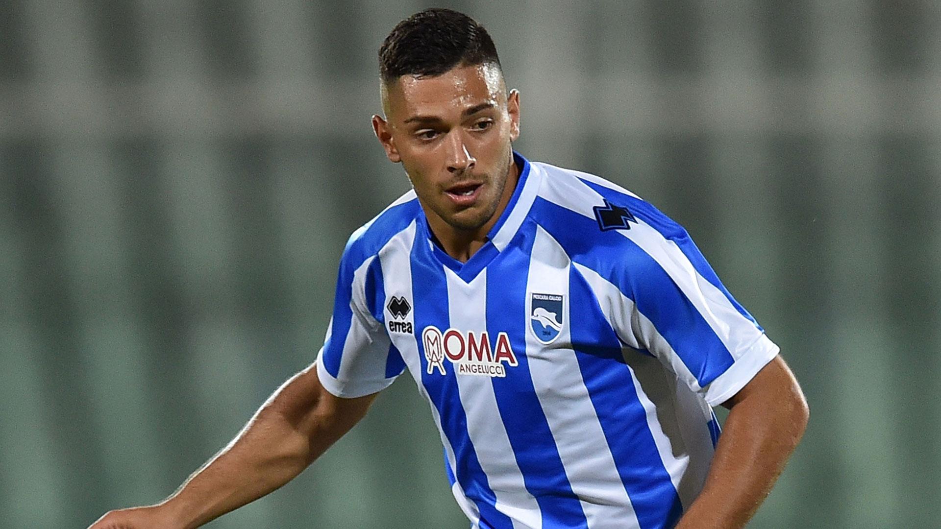 Gianluca Caprari Pescara 13082016