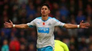 Ayoze Perez Newcastle United 07112016