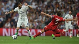 Benzema Hummels Bayern Real Madrid 18042017