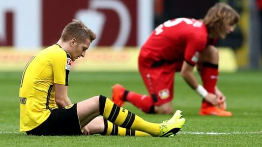 Marco Reus Borussia Dortmund Bayer Leverkusen 04032017