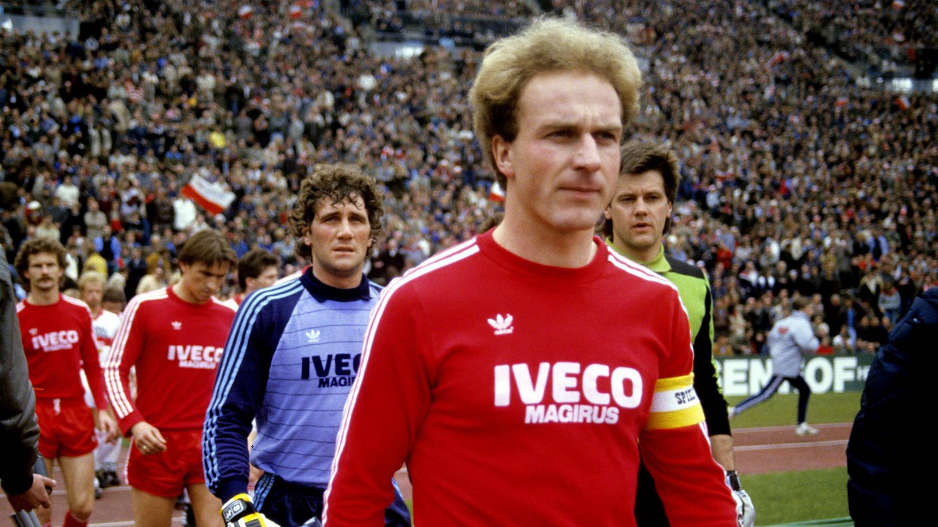 *GER ONLY* Karl-Heinz Rummenigge FC Bayern