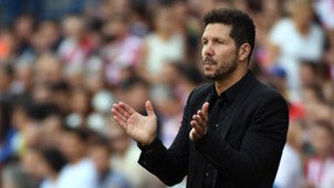 Diego Simeone Atletico Madrid 17092016