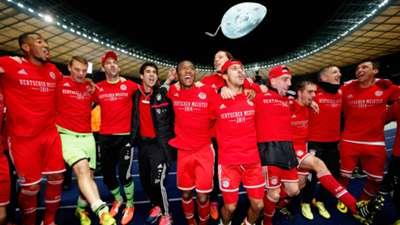 Hertha BSC FC Bayern Meister 03252014